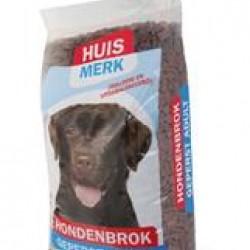 Hondenvoer Huismerk geperst adult Lam/Rijst (20 kg)