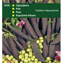 Capucijners Ezetha's krombek (gekreuktzadig)160/180 cm