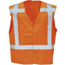 Sioen veiligheidsvest 9042 RWS (oranje) maat L