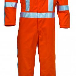 Havep Overall 2400/N1/620 RWS (fluor-oranje) 52