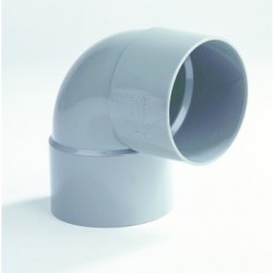 PVC Bocht 32 mm mof/mof 90° LV