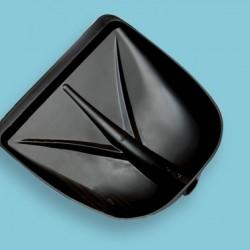 Ballastschop kunststof zonder steel