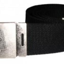 Havep Riem katoen 4 cm. (zwart) (7353)