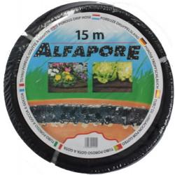 Alfapore druppelslang / zweetslang 12,5 mm (25 mtr.)