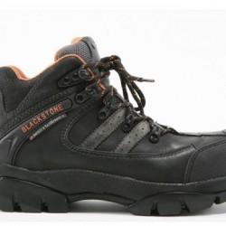 Blackstone werkschoenen 580 S3 zwart waterproof maat 41