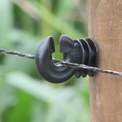 Koltec draad zwart 3,5 mm. 500 mtr.