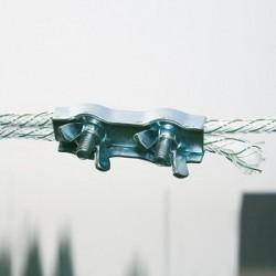 Koltec koordverbinder voor koord tot 8 mm. 162-39098-4