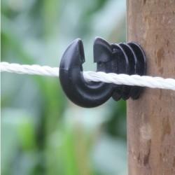 Tip top schrikkoord 200 mtr. 6 mm. = 6 rvs draden