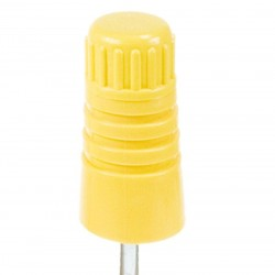 Koltec leger-isolator (dump) geel