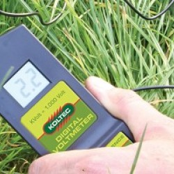 Koltec voltmeter digitaal