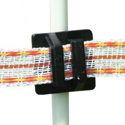 Koltec klik-isolator voor draad en lint