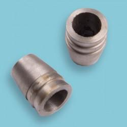 Hamerwig (metaal) rond 20 mm