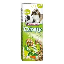 Crispy sticks konijnen/Cavia