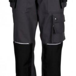 Havep worker 8730 Charcoal grey/zwart maat 50