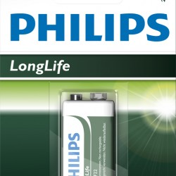 Philips batterij 6F22 9 volt