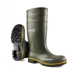 Dunlop Acifort heavy Dutylaarzen B440631 groen maat 42