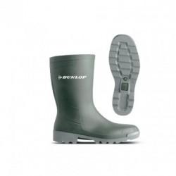 Dunlop Hobbylaarzen kuit W486711AF groen