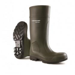 Dunlop Purofort laarzen D460933 groen maat 40