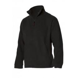 Tricorp Fleece sweater zwart 301001 / FL320