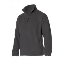 Tricorp Fleece sweater antraciet melange 301001 / FL320