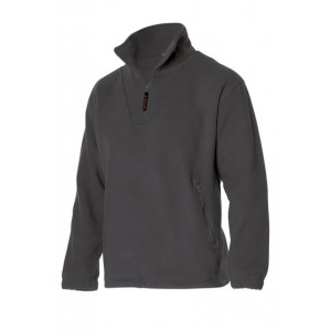 Tricorp Fleece sweater antramel (FL320) Maat: L