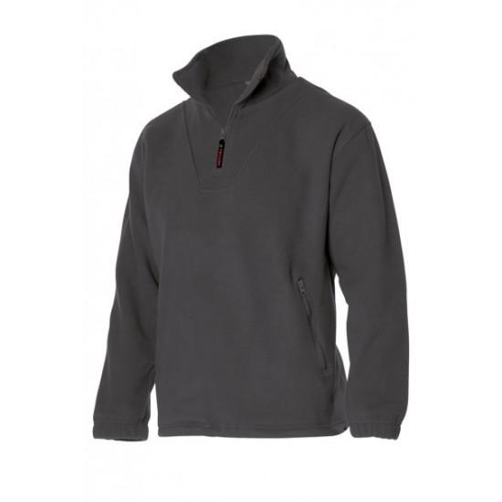 Tricorp Fleece sweater antramel (FL320) Maat: L