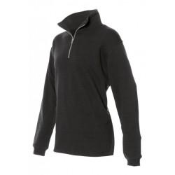 Tricorp Sweater Ritskraag zwart (ZS280) Maat: XL