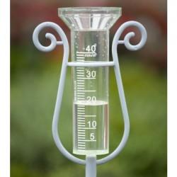 Nature regenmeter met aluminium steel 110 cm, 40 mm.