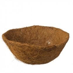 Nature kokosinlegvel voor hanging basket 30 cm. rond