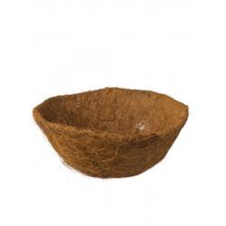 Nature kokosinlegvel voor hanging basket 25 cm. rond