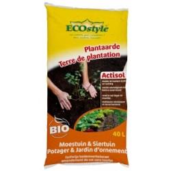Ecostyle Cocopeat plantaarde 40 liter