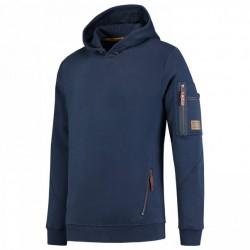 Tricorp sweater premium met capuchon ink (304001)