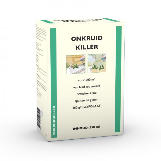 Luxan Onkruidkiller 250 ml.
