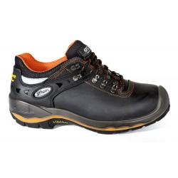 Grisport werkschoenen 72001 laag zwart/oranje S3 maat