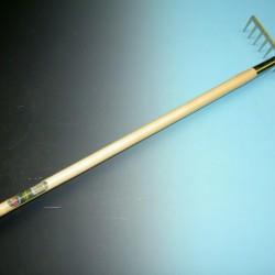 Tuinhark recht 12 tanden met essen steel 170 cm.