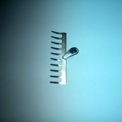 Tuinhark verzinkt 10 tanden zonder steel