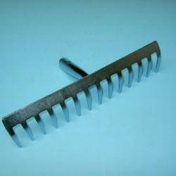 Tuinhark verzinkt 14 tanden zonder steel