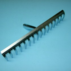 Tuinhark verzinkt 16 tanden zonder steel