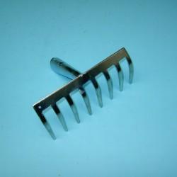 Tuinhark verzinkt 8 tanden zonder steel