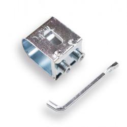 Zeisbeugel 40x35mm. met sleutel