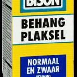 Bison behangplaksel voor normaal/zwaar behang (125 gr.)