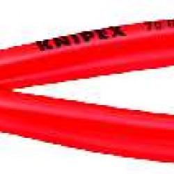 Knipex zijsnijtang 70-140 (geplastificeerd)
