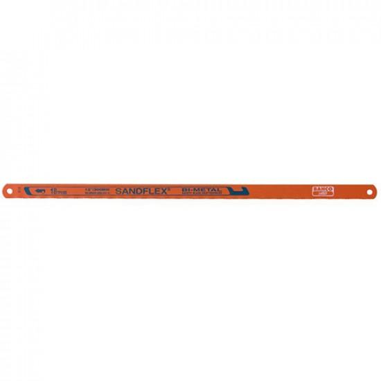 Bahco metaalzaagblad sandflex 300 mm. 18 tpi (set 2 st.)