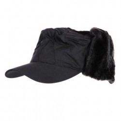Winterpet (Thinsulate) zwart 57