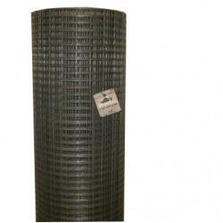 Dassengaas 150 cm. hoog 25x50x2,0 mm (25 meter)