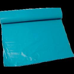 Vuilniszakken 70x110 cm. (blauw) (p/rol)