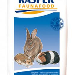 Kasper Faunafood konijnenvoer gemengd met rode wortel
