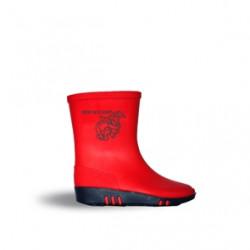 Dunlop kinderlaarzen mini K131510 rood maat 25