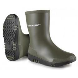Dunlop kinderlaarzen K180010 groen maat 25