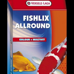 Versele-Laga Fishlix allround tricolor (vissenvoer) (10 kg.)
